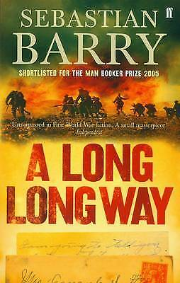 A Long Long Way, Sebastian Barry, New