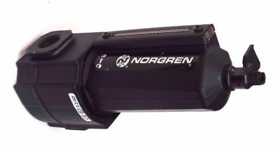 New Norgren F74G-4AN-QD1 Excelon Pneumatic Filter 250psi 1/2in Npt