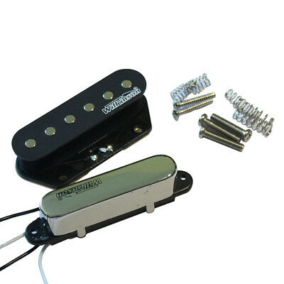 NEW Wilkinson electric Guitar Pickup Vintage Tele Telecaster Set 52 62 MWTN/B