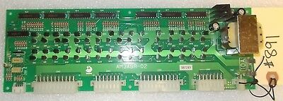 SAMMY SPORTS ARENA Redemption Arcade Machine Game PCB Printed Circuit LAMP board