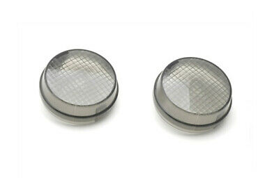 Smoke Turn Signal Lens Lenses Blinkers For Honda VTX 1300 C R S RETRO