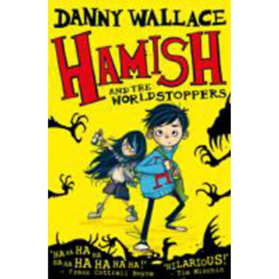 Hamish and the Worldstoppers by Danny Wallace (Paperback), Children's Books, New