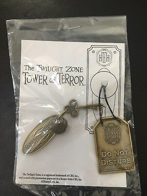 Disney Pin Twilight Zone Tower Of Terror Cast Preview Pin le 3000