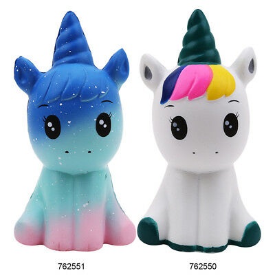 Jumbo Slow Rising Unicorn Squishies Squeeze Kid Toy Stress Relief Aid