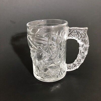 Batman Forever Mcdonalds Collectible Glass 1995