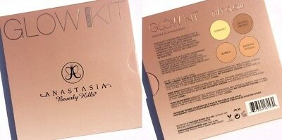 Anastasia Glow Kit - That Glow with shades sunburst, golden bronze, bubbly
