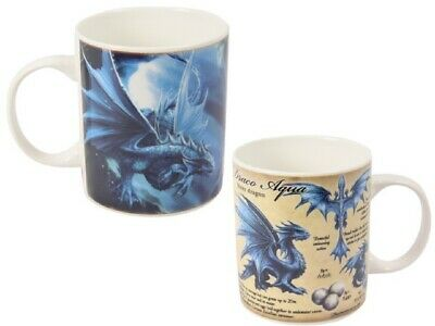 "Anne Stokes ""Water Dragon"" Dragon Mug, Wonderful Gift Idea!"