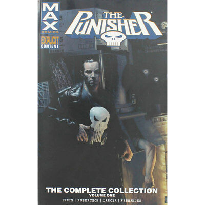 The Punisher - The Complete Collection Vol 1 (Paperback), Fiction Books, New