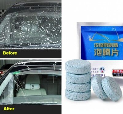 Lot Multifunctional Effervescent Spray Cleaner Concentrate Home Cleaning Tablets