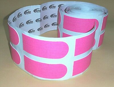 Turbo Grip 3/4 Pink Bowling Texture Tape-100 Piece Roll-Brand New-Free Shipping!