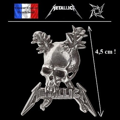 Pins Badge NEUF en Métal ! Metallica