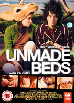 Unmade Beds NEW PAL Arthouse DVD Alexis Dos Santos