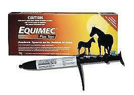 NEW Equimec Plus TAPE Horse Wormer All Items