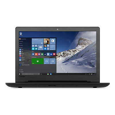 "Lenovo IdeaPad 110-15IBR 15,6"" Notebook Intel N3060 CPU 4GB RAM 500GB + 8 GB HDD"