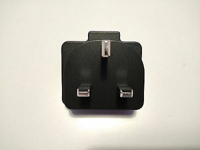 Original NIKON 3 Pin UK Plug Adapter for MH-24 MH-27 MH-28 MH-29 EH-71P Charger
