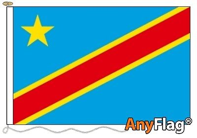 Congo Dr 2006 Custom Made To Order Various Flag Sizes