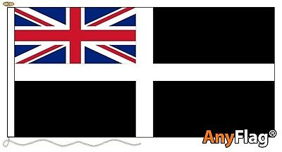 Cornwall Ensign Custom Made To Order Various Flag Sizes