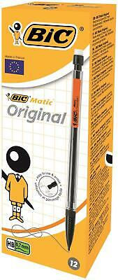 BIC BIC-MATIC AUTOMATIC PENCIL  - Pack of 12