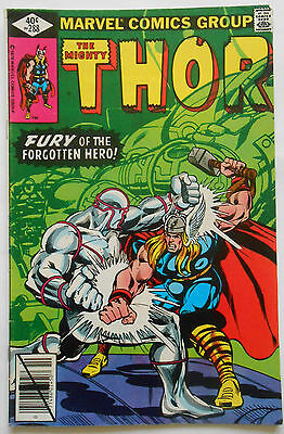 Thor #288 - Oct 1979 - Destroyer Appearance! - Vfn/nm (9.0) Cents Copy!