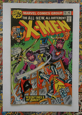 X-Men #98 - Apr 1976 - 1St Sentinels Mkiii! - High Grade - Vfn (8.0) Cents Copy!