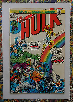 Incredible Hulk #190 - Aug 1975 - Glorian Appearance! - Fn/vfn (7.0) Cents Copy!