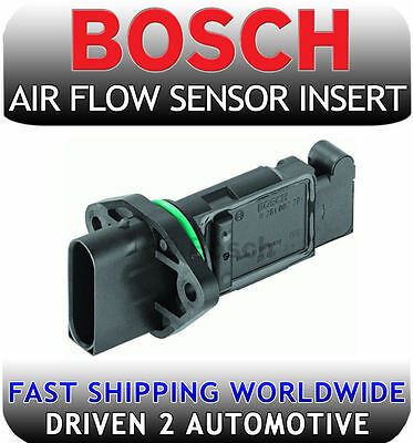 BOSCH NEW GENUINE MASS AIR FLOW METER SENSOR Ferrari 360 Modena POWER RESTORE