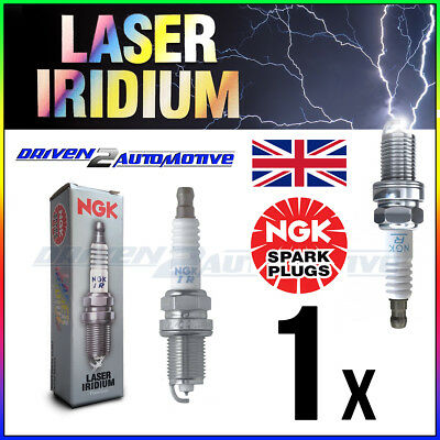 1x NGK LKAR8AI-9 LASER IRIDIUM SPARK PLUG FOR KTM 500 EXC, Six Days 510 12 –>