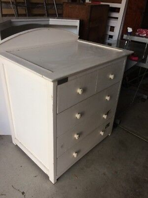 Baby Change Table/ Chest Of Drawers