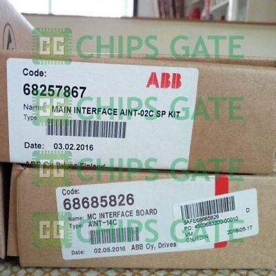 1PCS New In Box ABB Variable Frequency ACS800 series AINT-02C PCB BOARD