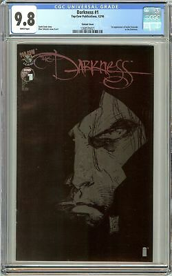Darkness #1 (1996) CGC 9.8 White Pages 1268576021 Variant Cover