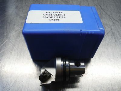 Valenite VM / KM 32 Indexable Turning Head VM32-VLER-2 (LOC2182)