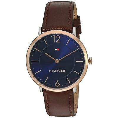 Tommy Hilfiger Sophisticated sport Herren-Armbanduhr 40mm Braun Quarz 1710354