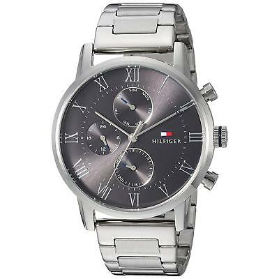 Tommy Hilfiger Sophisticated sport Herren-Armbanduhr 44mm Quarz Analog 1791397
