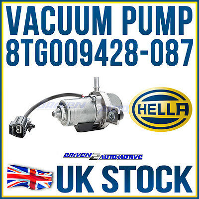 HELLA REPLACEMENT UNIVERSAL DIESEL BRAKE VACUUM PUMP Mercedes