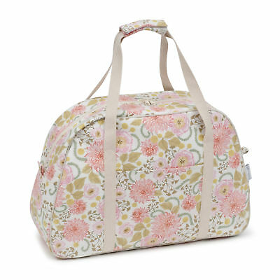 1x Classic  Sewing Machine Bag Fable Floral Sewing Craft Tool Hobby Art