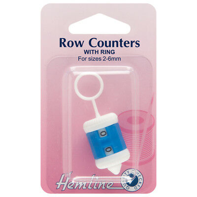 1x Clicky Row Counter Sewing Craft Tool Hobby Art UK Bulk Filoro