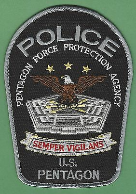 United States Pentagon Police Force Protection Agency Patch