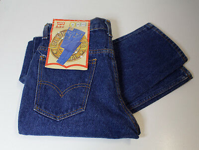 Levi's 631 Woman Denim Jeans W28 L34 - Made In Belgium