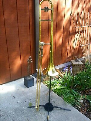 COURTOIS XTREME MODEL 430 Jazz Trombone - yellow brass bell