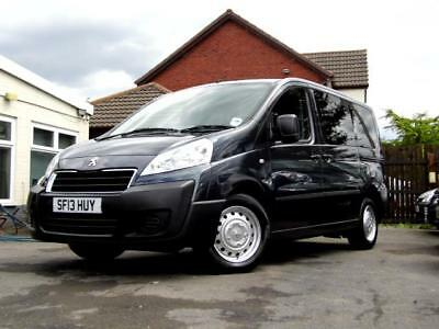 Peugeot Expert 2.0HDi wav wheelchair access accessible disabled car