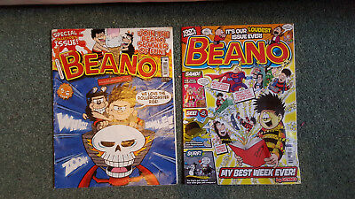 2x The Beano comics Only £4!