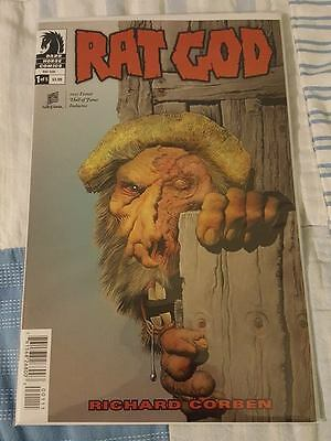 Rat God #1 Dark Horse Comics VF-NM Uncertified