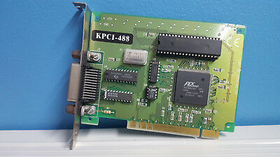 Keithley KPCI-488 GPIB PCI Card IEEE488