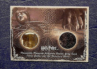 Harry Potter-MM2-SS-Authentic-2X-Prop Card-Devil's Snare-Fluffy's Fur-P3-#/260