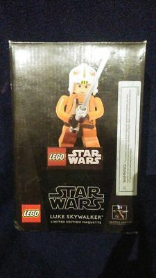 "LEGO Star Wars Luke Skywalker Maquette Gentle Giant Figure (5.5"") New 2007 *Rare"