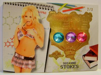 Suzanne Stokes 2/3 Extra Credit Gems Hot For Teacher Bench Warmer
