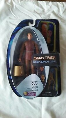 Star Trek: Deep Space Nine Constable Odo Action Figure Diamond Select