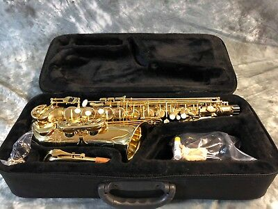 USED Fontaine Alto Saxophone in Xtreme Carry Case
