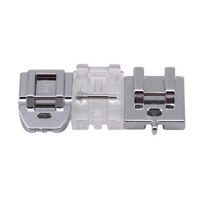 Invisible Concealed Zipper Foot Presser Tool for Domestic Sewing Machine FW