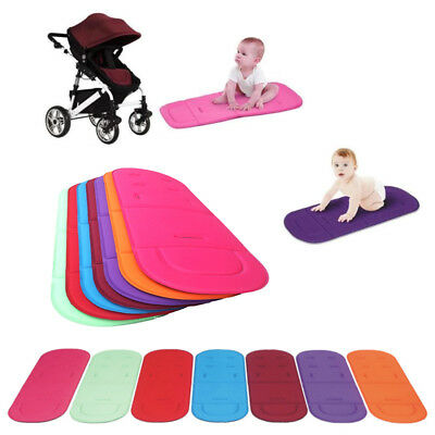 Fashion Soft Baby Stroller Pushchair Car Seat Padding Pram Liner Pad Cushion KU